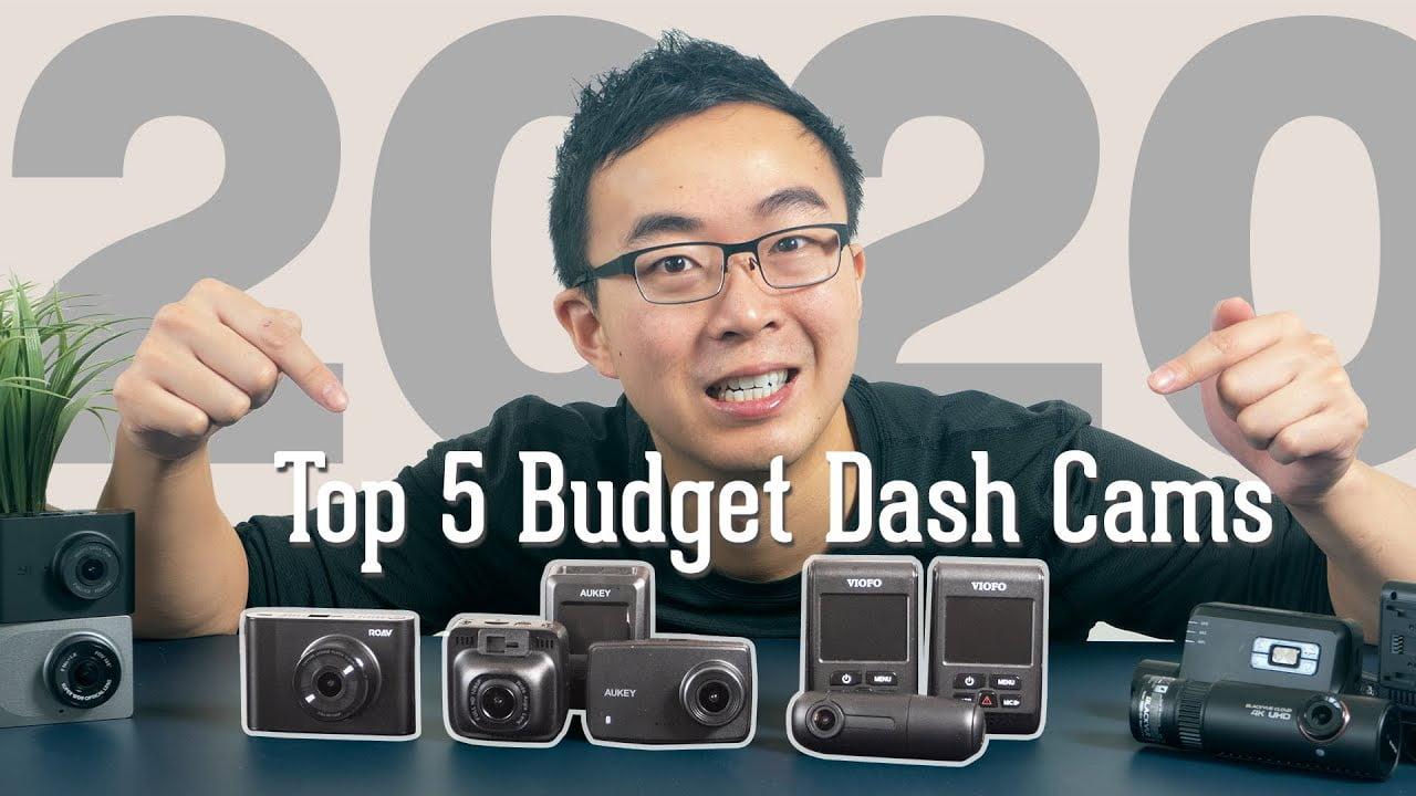 budget dash cams