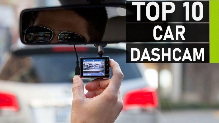 Top 10 Best Car Dash Cams | Latest Smart Dash Cameras