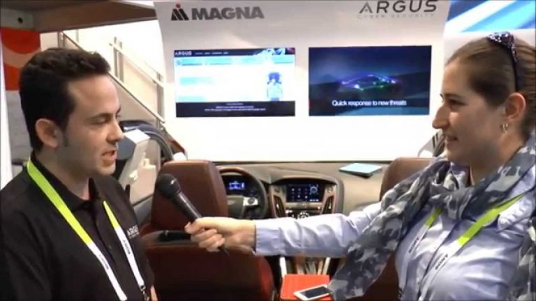 Argus Cyber Security – Securing the Connected Car