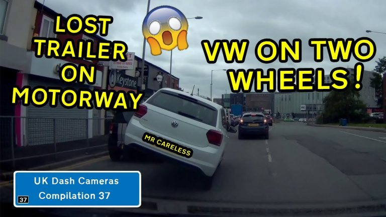 UK Dash Cameras – Compilation 37 – 2020 Bad Drivers, Crashes + Close Calls