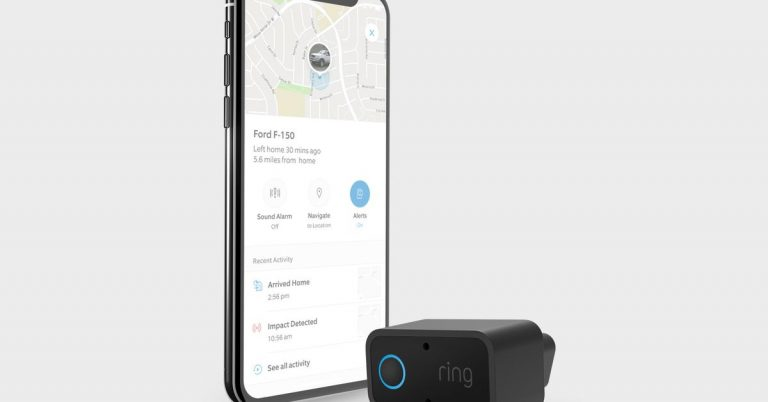Ring announces new line of security cameras for cars