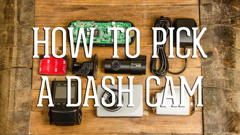 The Beginners Guide to Dash Cams