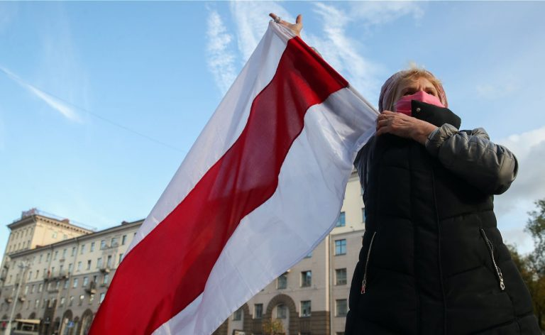The Women's March of Belarus