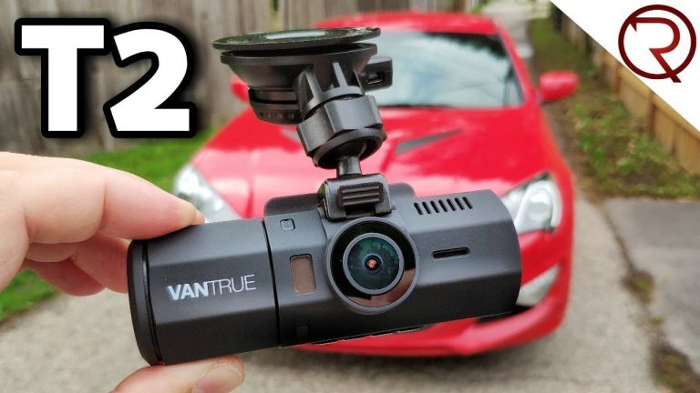 Vantrue T2 Dash Camera