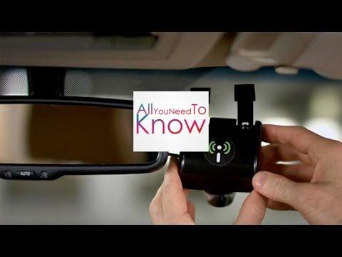 The Auto i – World's Smartest Car Camera Security
