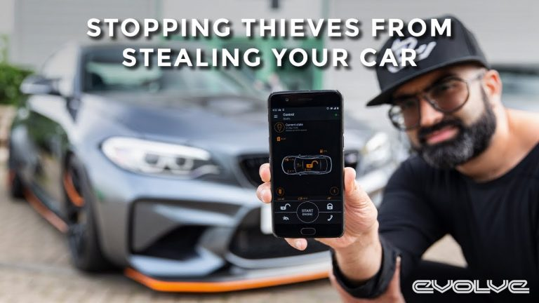 Protecting our M2, M3 and M5 from relay theft and car jacking – Pandora Alarm Systems