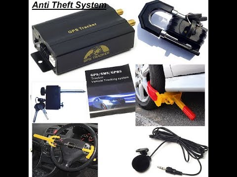 Best Anti Theft Safety Security Protection System for Cars