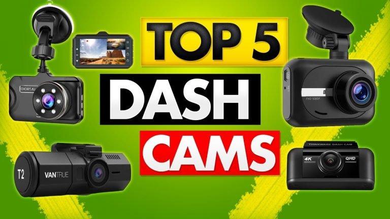 Top 5 Best Dash Cam of [2020]