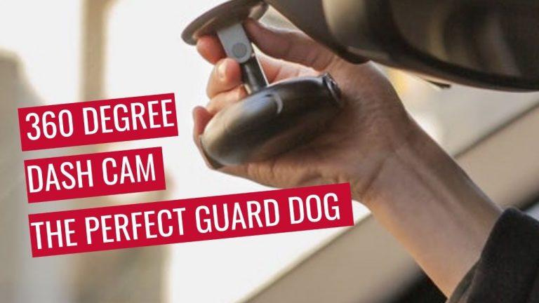 Vezo 360   Worlds Smartest 4K 360 Degree Dash Cam – The Perfect Guard Dog