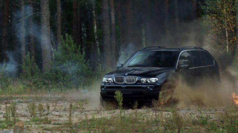 BMW Security Vehicles. Training.